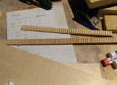 Fabrication des taquets